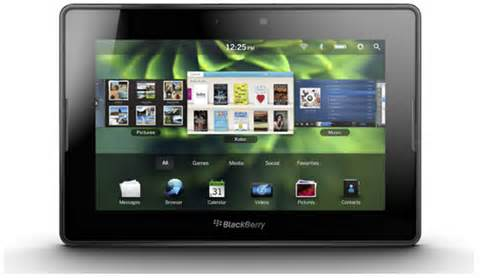 BlackBerry CEO Predicts Tablets To Be Out of Favor in 5 Years