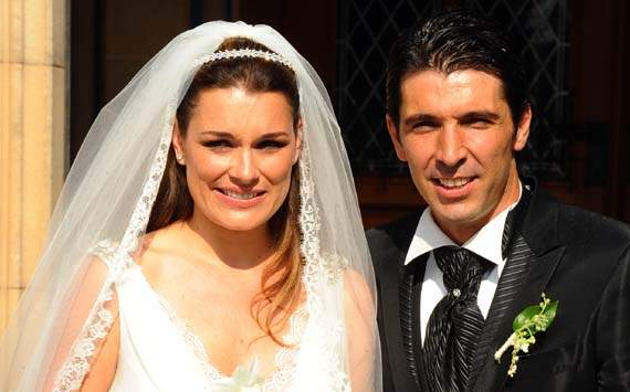 Gianluigi Buffon & Alena