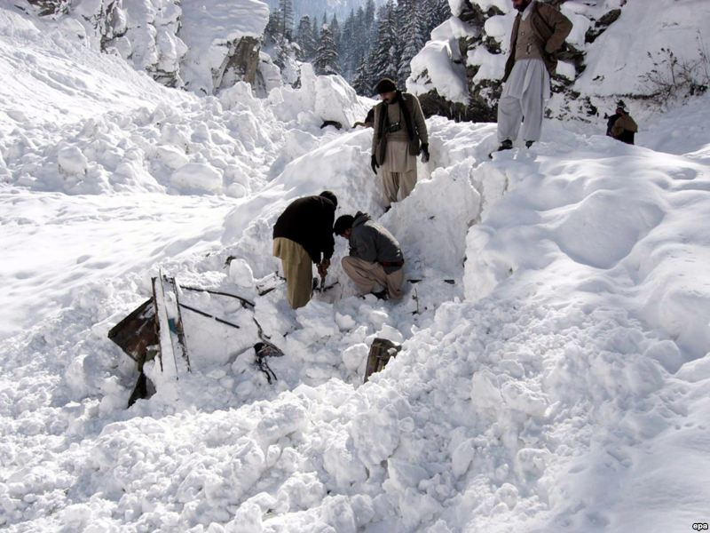 35 Afghan Children Died From The Cold Weather in Two Days