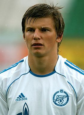 Arshavin Back to Zenit St Petersburg on Loan From Arsenal