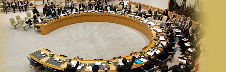 France The United Nations is Working on a New Draft Resolution on Syria