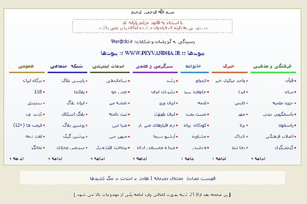 "Iran Shut Down Gmail , Google , Yahoo and sites using ""Https"" Protocol"