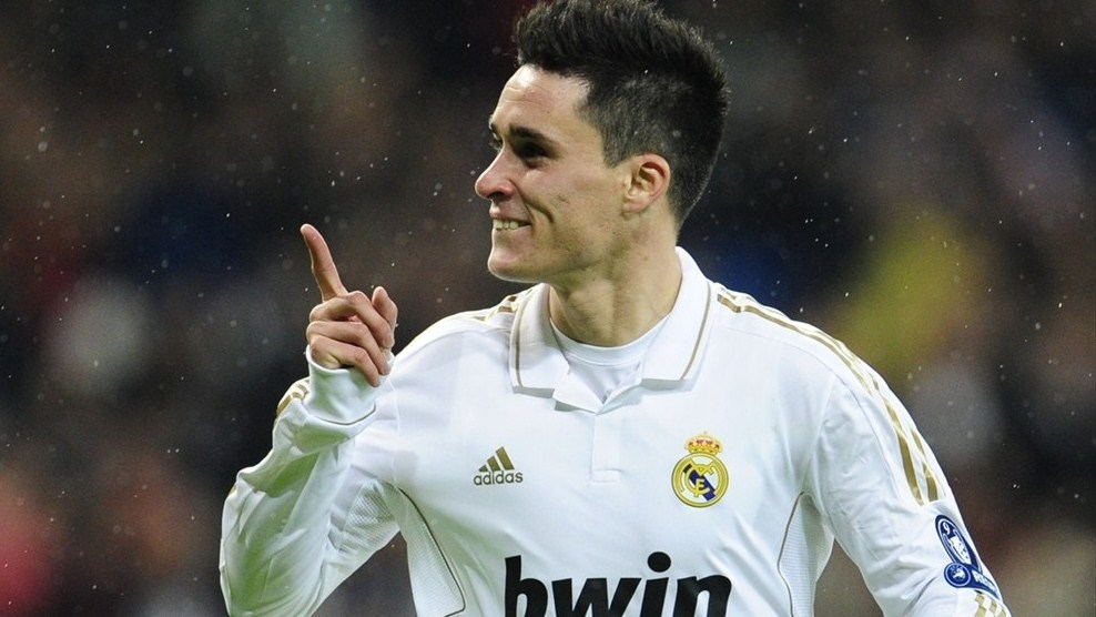 Jose Callejon Celebrates 25th Birthday