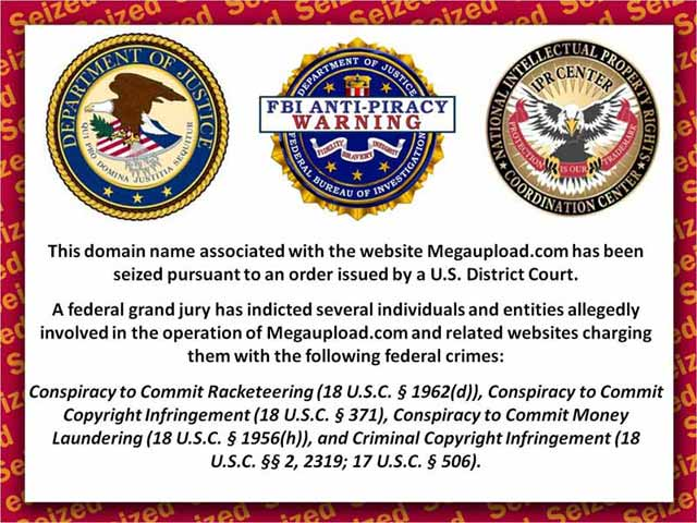 Online Piracy Didn't Stop After Megaupload Closing