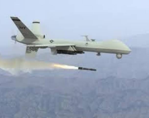 8 People Killed in Pakistan Because of United States Drone Attack