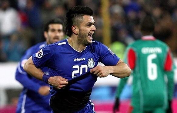 Al Rayyan 0-1 FC Esteghlal , Late Goal by Jerković Leads Blues to Win The Game