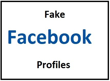 Facebook Confirms The Existence of Fake Accounts