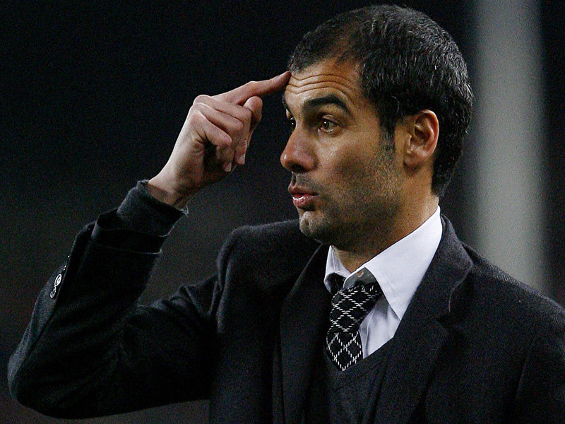 Guardiola There is no Deadline for The Renewal of my Contract With Barcelona