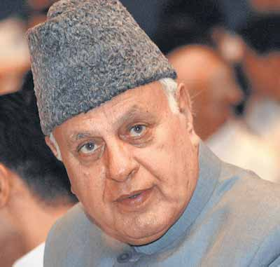Indian Minister of New and Renewable Energy , Farooq Abdullah
