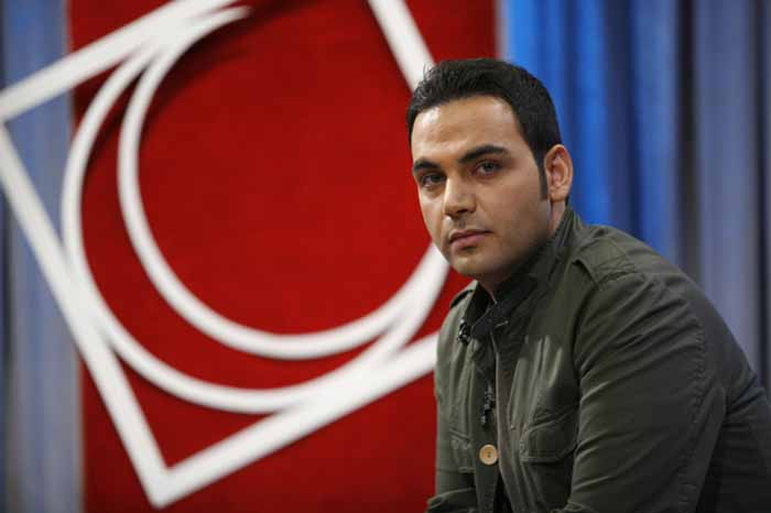 Iran to Reprimand Ehsan Alikhani a Television Presenter