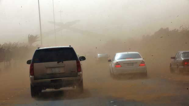 Jeddah Hospitals Receive 400 Cases Due to The Waves of Dust