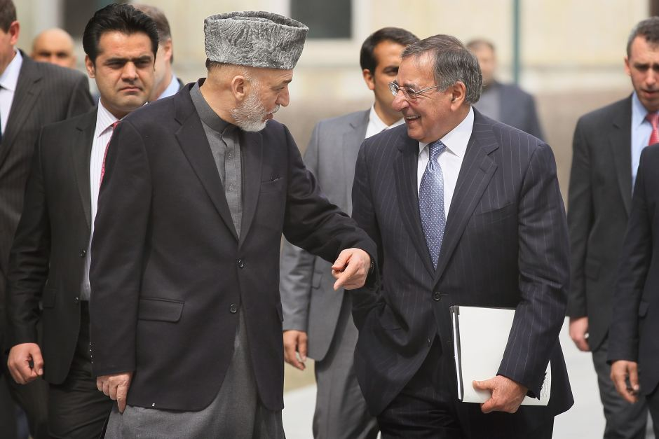 Karzai Requests United States to Withdraw its Troops in 2013
