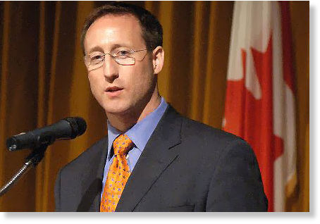 Peter Gordon MacKay , Minister of National Defence