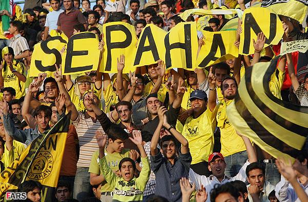 Sepahan 1-0 Al Nasr , Luca Toni Hypnotized by Iranian Powers