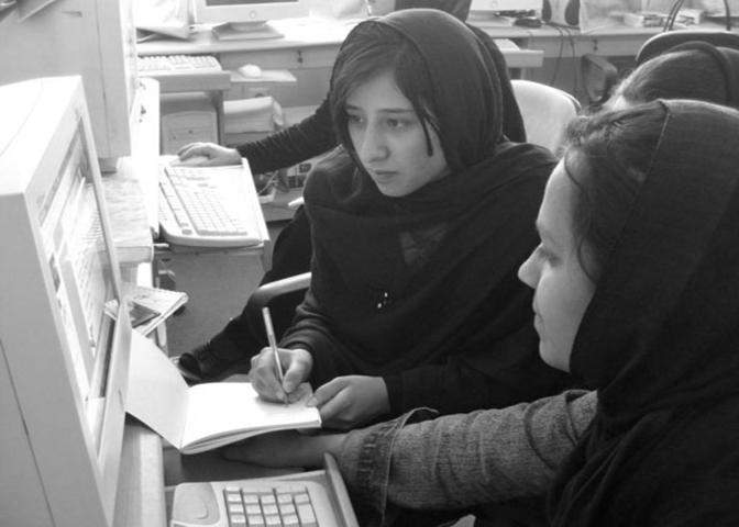 The First Internet Cafe For Women Opened in Afghanistan