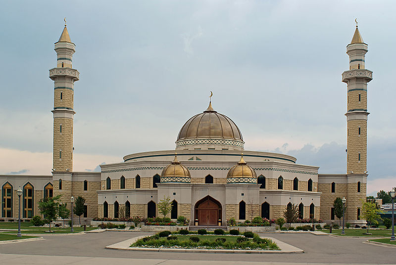 The Number of Mosques in The United States Increased by 74