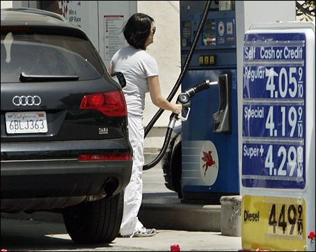 Turkey Consumes Most Expensive Gasoline in The World