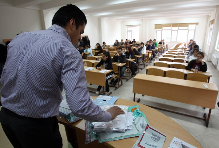 50 Thousand Students Scored Zero in The University Entrance Examinations in Turkey