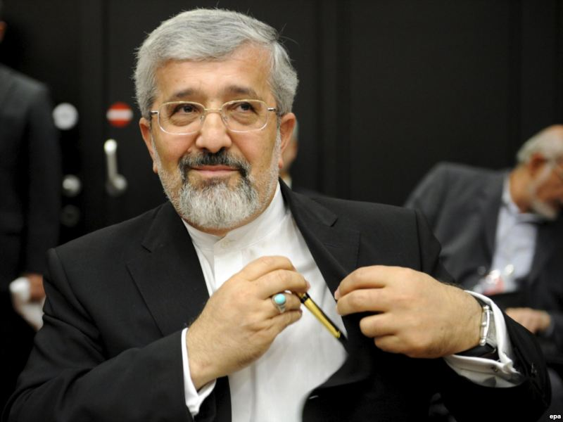 Ali Asghar Soltanieh, the Iranian ambassador to the IAEA
