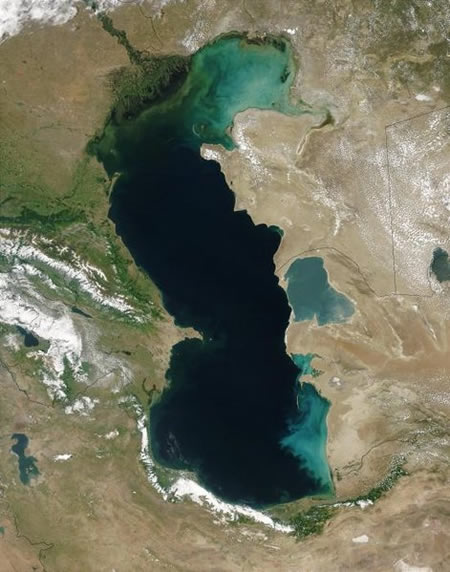 Iran Starts Water Transfer Project to Bring Water to Desert