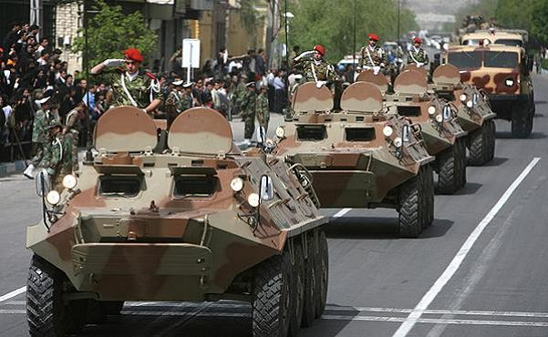 Iranian Armed Forces Ready For Action on Abu Musa