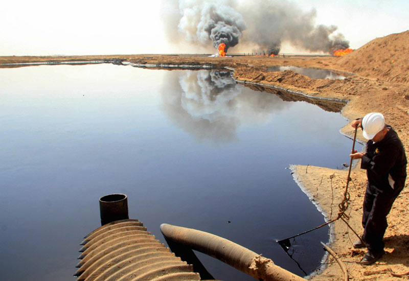 Iraq Exports 71 Million Barrels of Crude Oil in Last Month