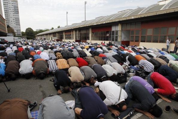 Number of Islamists Arrested in France