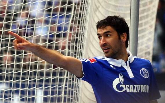 Schalke Confirm Raul Will Leave The Club When Season Ends