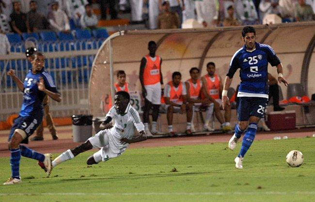 Al Ahli Reach The Final Match of The Champions Cup by Defeating Al Hilal