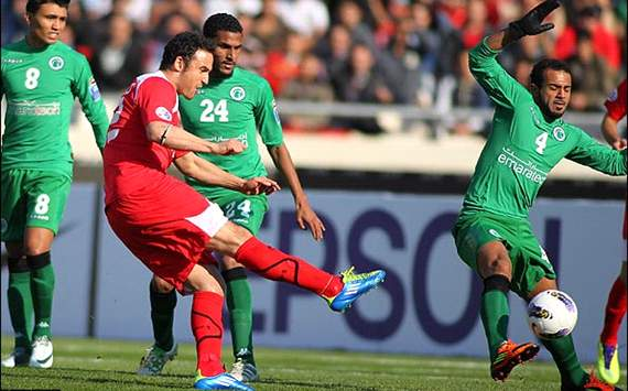 Al Shabab 1-3 Persepolis, Reds Secured Their Place in The Next Round of AFC Champions League