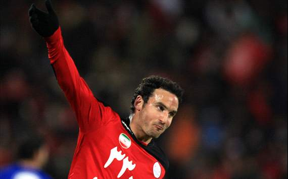 Eamon Zayed Renewed His Contract With Persepolis For The Next Season