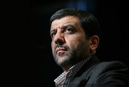 Ezzatollah Zarghami, the head of IRIB
