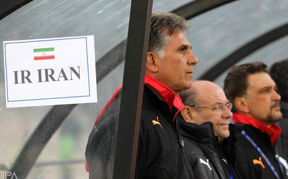 Iran 0-1 Albania, First Loss of Carlos Queiroz with Iran