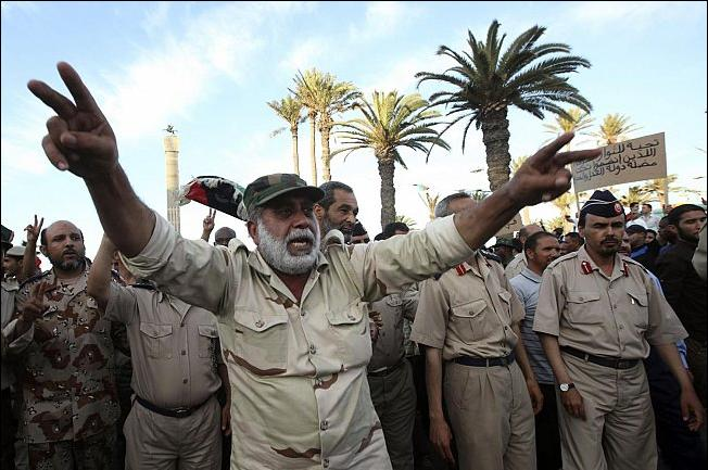 Killing 8 And Wounding 5 in The Armed Clashes in Western Libya