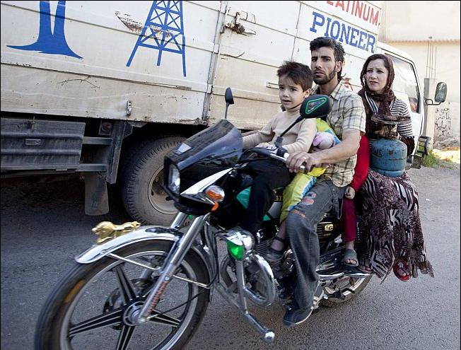Number of Syrian Displaced People in Lebanon Increased to More Than 26 Thousand People