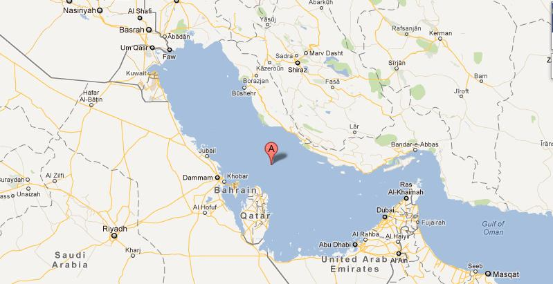 Persian Gulf Term Has Been Removed From Google Maps