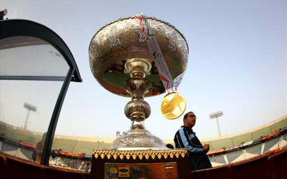 Sepahan Isfahan FC Win Iran's Persian Gulf Pro League in 2011-12 Season