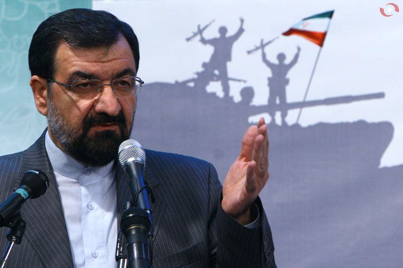 The secretary of the Expediency Discernment Council of the Islamic Republic of Iran, Mohsen Rezaei