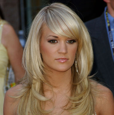 Comparisons with Taylor Swift Rejected by Carrie Underwood