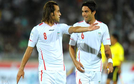 Iran 0-0 Qatar, 100,000 Iranians Disappointed by the Result in Azadi