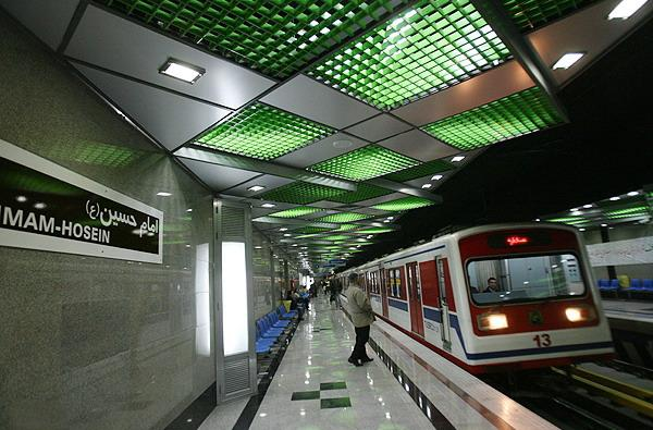 Iran's Metro Increases Price of Tickets