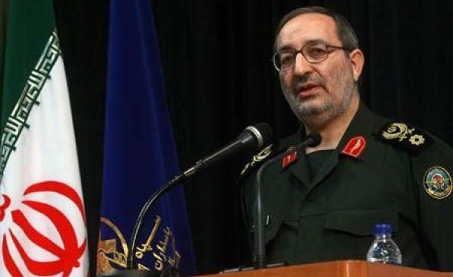 Islamic Revolution Guards Corps Brigadier General Masoud Jazayeri