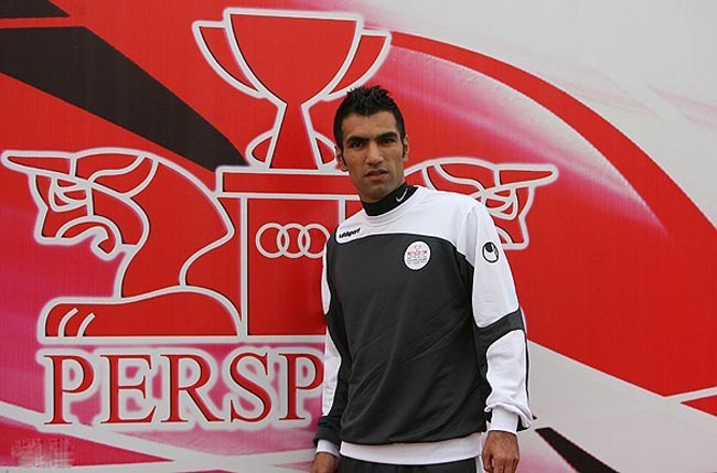 Mehrdad Pooladi Signed a 2-Year Contract With Persepolis