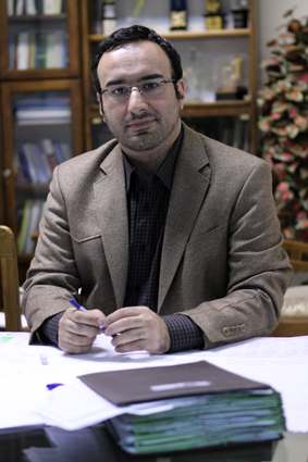 Pedram Pak-Aeen, Culture Ministry's director general for domestic news agencies and press