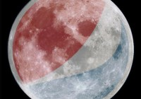 """Pepsi Logo on The Moon"", A Big Rumor in Iran"