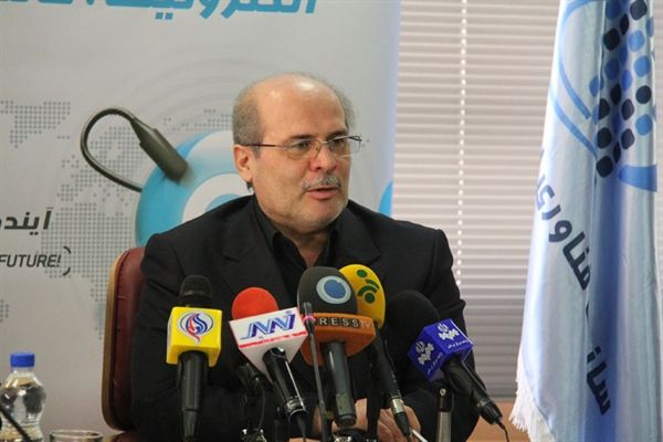 Ali Hakim Javadi, Deputy Minister of Information and Communications Technology and The head of Information Technology Organization of Iran