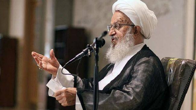 Ayatollah Makarem Shirazi Criticizes Food Prices Rising