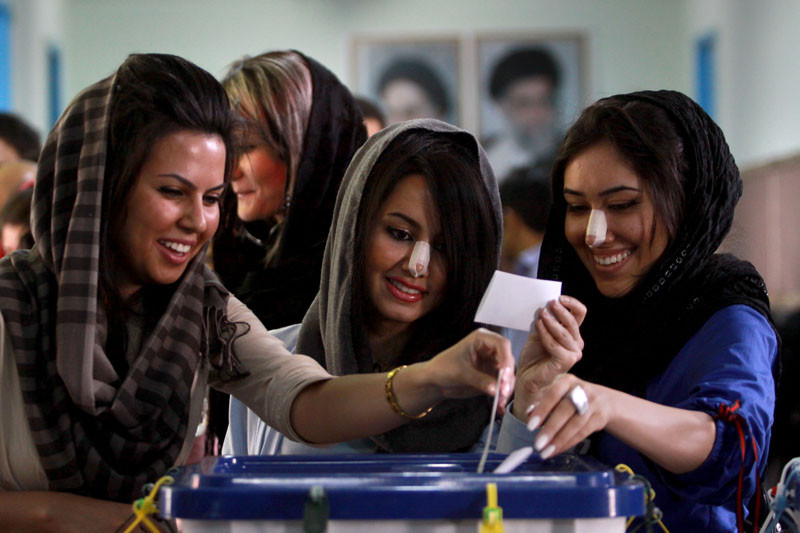 Cosmetic Surgery Turns Into Social Fashion in Iran