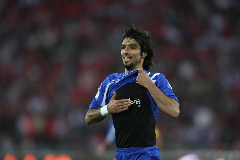 Seyed Mehdi Seyed-Salehi I will be the Next Top Scorer of Iran Pro League