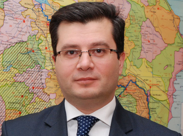 Spokesman for the Ministry of Foreign Affairs of Azerbaijan, Elman Abdullayev